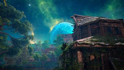 Biomutant Environment Wallpaper 68922