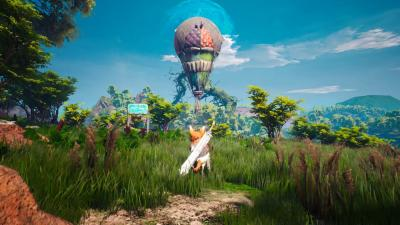 Biomutant HD Wallpaper 68917