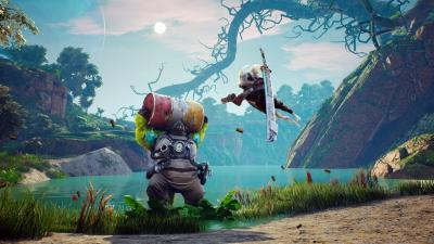 Biomutant Wallpaper 68911