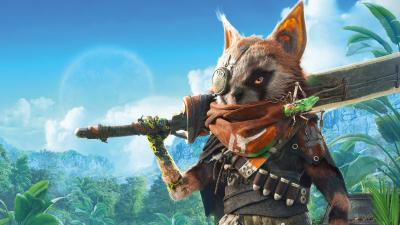 Biomutant Wallpaper 68925