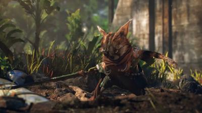 Biomutant Wallpaper 68931