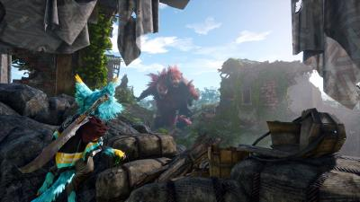 Biomutant Widescreen HD Wallpaper 68923
