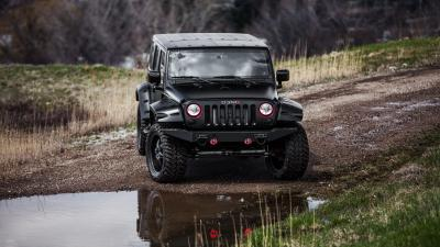 Black Jeep HD Wallpaper 66858