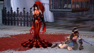 Bloodstained Ritual of the Night Background Wallpaper 68189