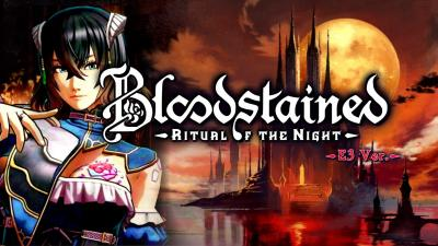 Bloodstained Ritual of the Night Desktop Wallpaper 68196