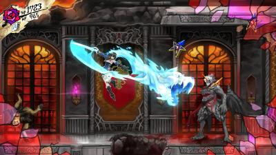 Bloodstained Ritual of the Night Video Game Wide Wallpaper 68190