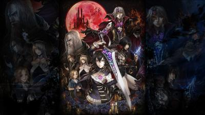 Bloodstained Ritual of the Night Wallpaper 68201