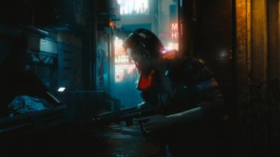 Cyberpunk 2077 Background Wallpaper 68935
