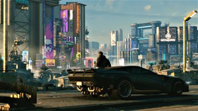 Cyberpunk 2077 Desktop Wallpaper 68942