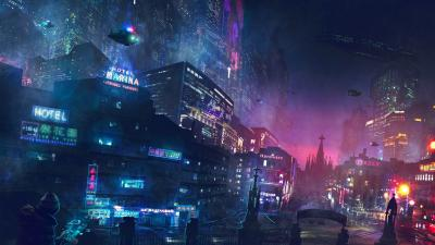 Cyberpunk 2077 Game Background Wallpaper 68938