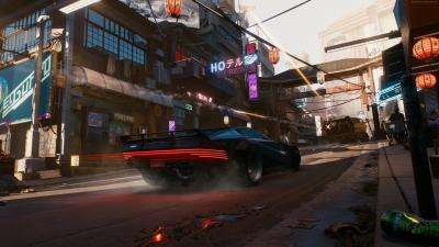 Cyberpunk 2077 Widescreen Wallpaper 68943