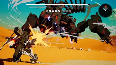 Daemon X Machina Gameplay HD Wallpaper 69443