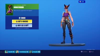 Fortnite Bunnymoon Wallpaper 69219