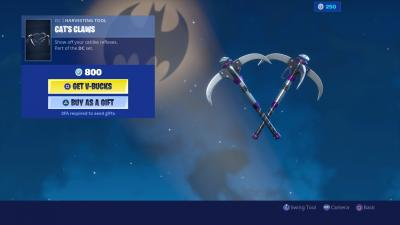 Fortnite Cats Claws Wallpaper 69063