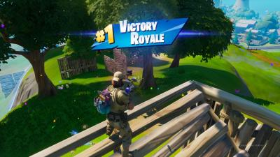 Fortnite Chapter 2 Victory Royale Wallpaper 69221