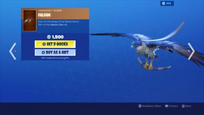 Fortnite Falcon Wallpaper 68541