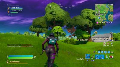 Fortnite HD Wallpaper 69216