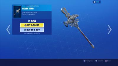 Fortnite Silver Fang Wallpaper 68529