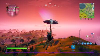 Fortnite Sunset Wallpaper 69197