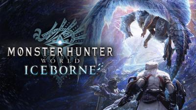HD Monster Hunter World Iceborne Wallpaper 68444