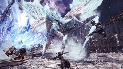 HD Monster Hunter World Iceborne Wallpaper 68461