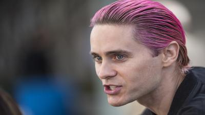Jared Leto Pink Hair Wallpaper 68642
