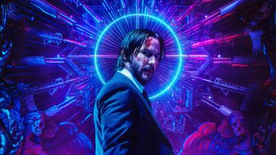 John Wick Chapter 3 Background Wallpaper 68208