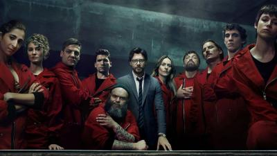 Money Heist HD Wallpaper 68989