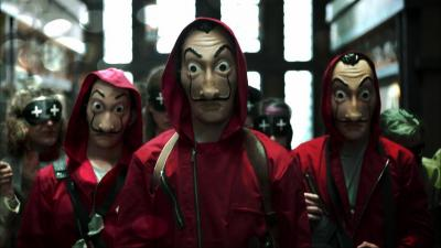 Money Heist TV Show Wallpaper 68987