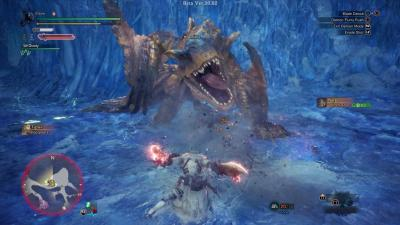 Monster Hunter World Iceborne Gameplay Wallpaper 68451