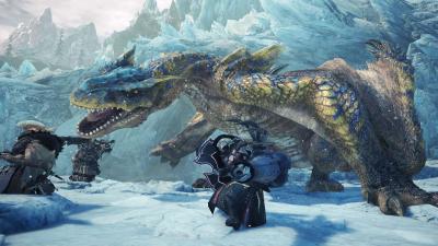 Monster Hunter World Iceborne Photos Wallpaper 68460