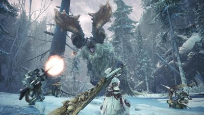 Monster Hunter World Iceborne Wallpaper 68445
