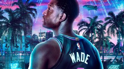 NBA 2K20 Wade Wallpaper 68584