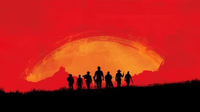 Red Dead Redemption 2 Background Wallpaper 68169