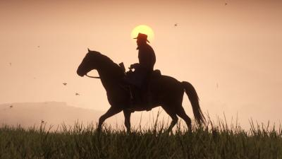Red Dead Redemption 2 Desktop Wallpaper 68171