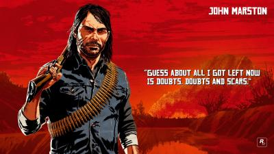 Red Dead Redemption 2 John Wallpaper 68178
