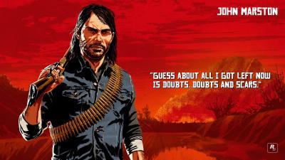 Red Dead Redemption 2 John Wallpaper 68178