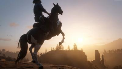 Red Dead Redemption 2 Landscape Wallpaper 68181