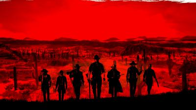 Red Dead Redemption 2 Widescreen Wallpaper 68173