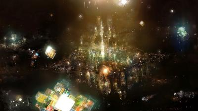 Rez Infinite VR Gaming Wallpaper 67900