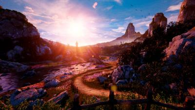 Shenmue 3 Landscape Wallpaper 68469