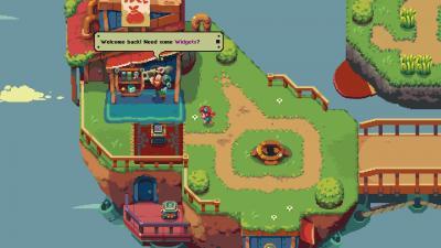 Sparklite Game Wallpaper 69454