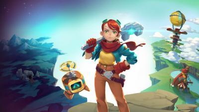 Sparklite Video Game Wallpaper 69453