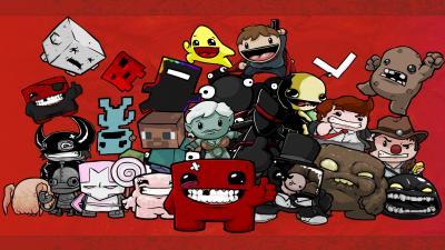 Super Meat Boy Background Wallpaper 68906