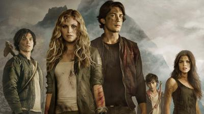 The 100 Cast Wallpaper 68638