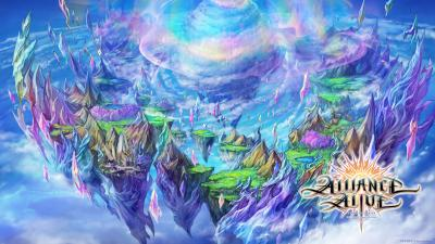 The Alliance Alive Game Wallpaper 69374
