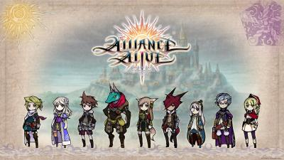 The Alliance Alive Wallpaper 69376