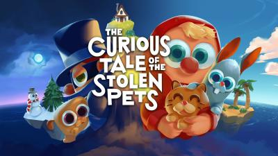 The Curious Tale of the Stolen Pets Background Wallpaper 69457