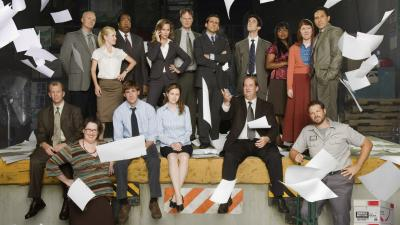 The Office Cast Wallpaper 68631