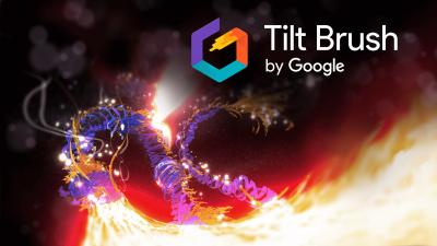 Tilt Brush Background Wallpaper 67906